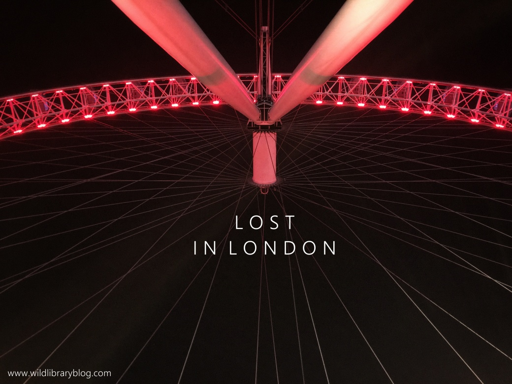 Lost in London - Poetry - Wild Library Blog